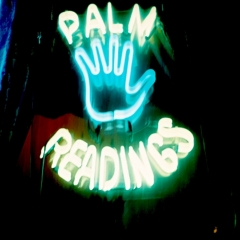 Palm Readings, Chromogenic Print