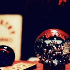 Crystal Ball, Chromogenic Print