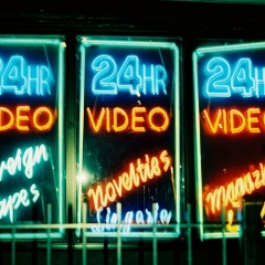 24 Hour Video, Chromogenic Print