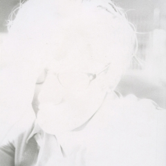 Head Light, Gelatin Silver Print