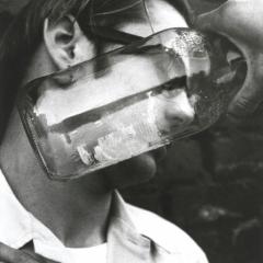 Bottle, Gelatin Silver Print